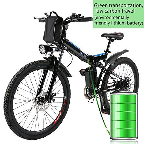 Vélo électrique à pliage profond avec...