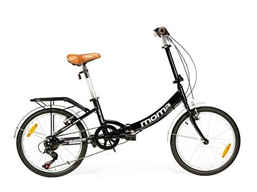 Moma Bikes Pliable 20' Roues Shimano...