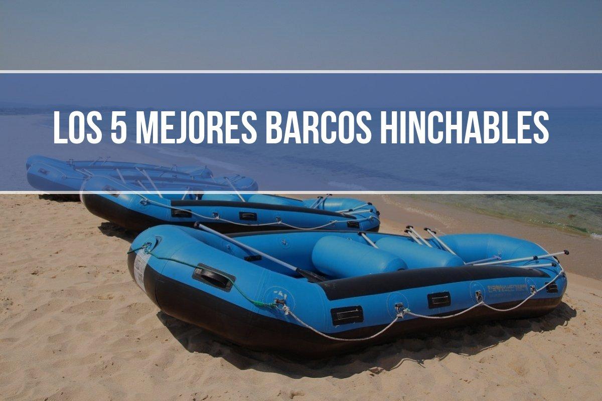 Le top 5 des bateaux gonflables pour s'amuser sur l'eau