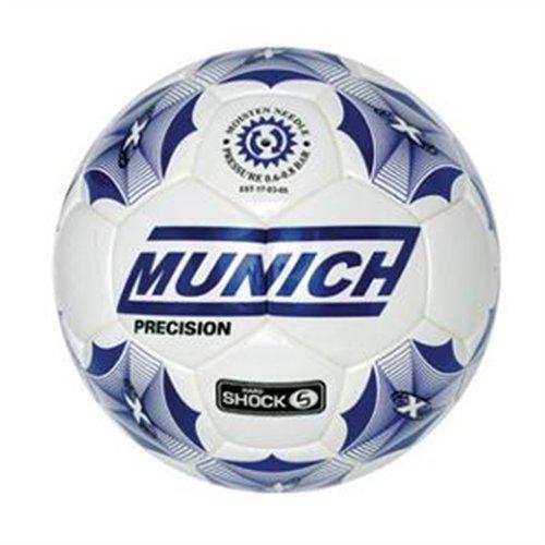 Balle de précision de Munich, unisexe, blanche,...