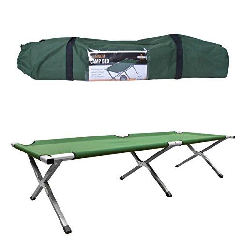 Milestone Campsite Lit de tente...