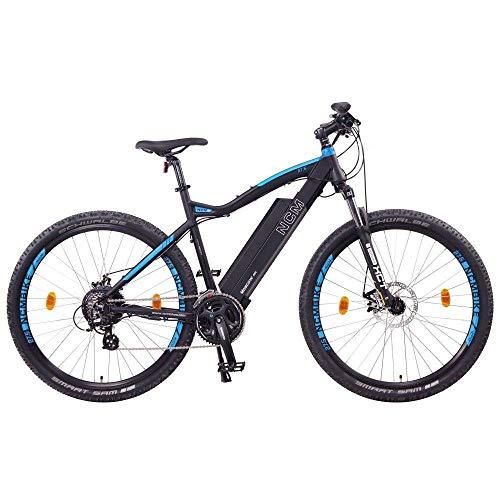 NCM Moscou Bicyclette électrique de...