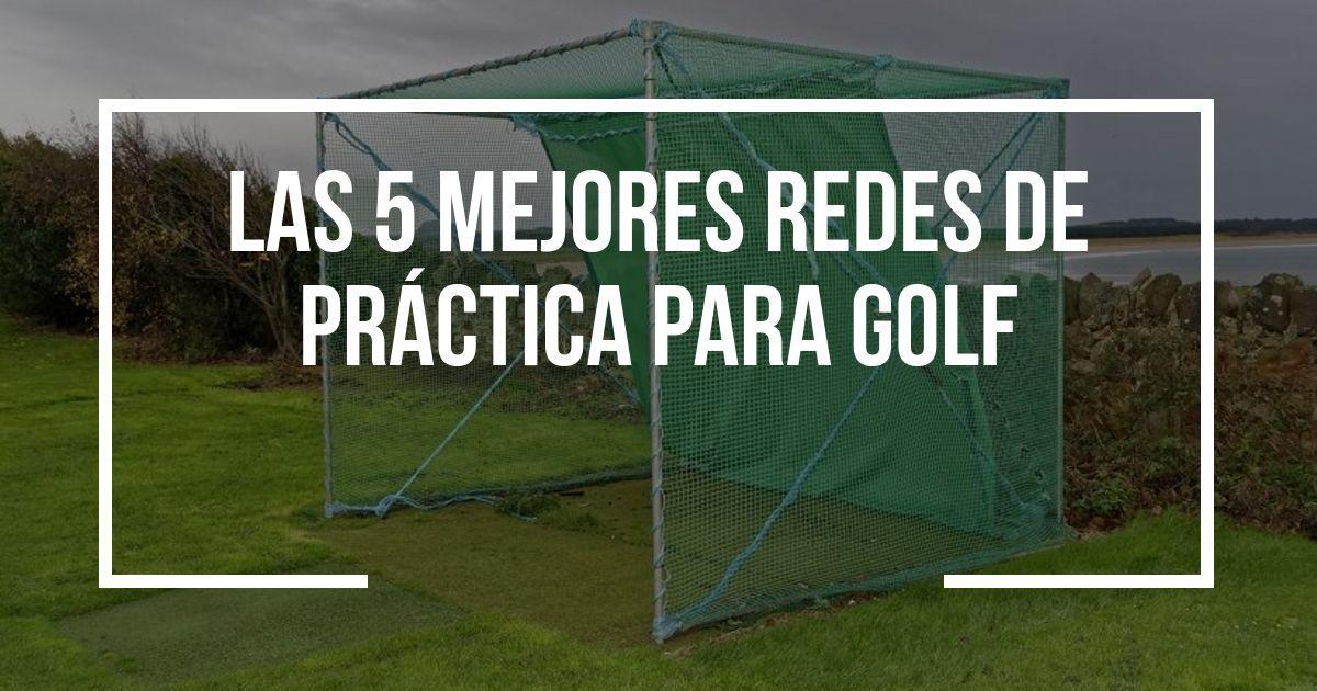 Les 5 filets d'entraînement de golf les plus faciles à installer