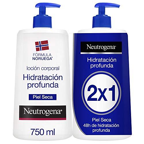 La lotion corporelle Neutrogena Hydratation...