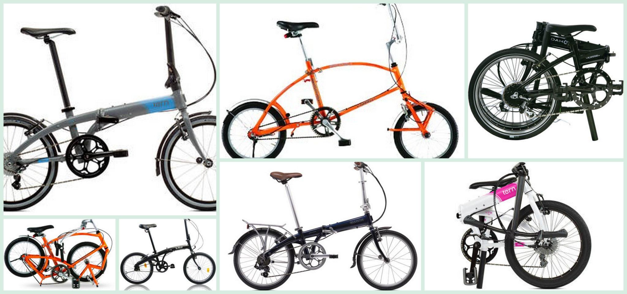 Les 7 meilleurs vélos pliants pour éviter les transports publics