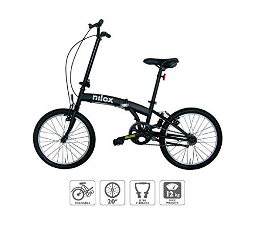 Vélo Nilox Micro Bike 20P-X0...