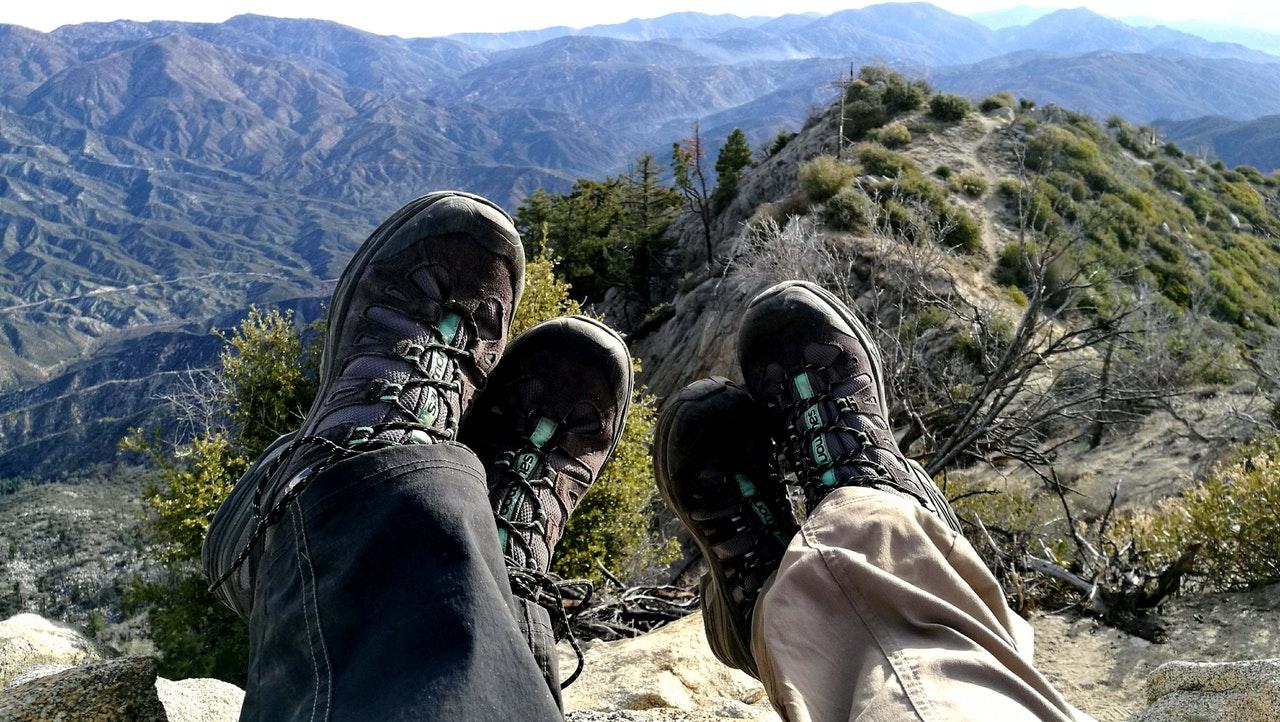 Top 5 des chaussures de randonnée et de trekking