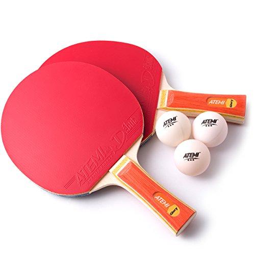 Ensemble de tennis de table Atemi (2 X...