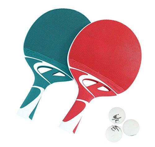 Cornilleau Tacteo Duo Set of 2 Racquets...