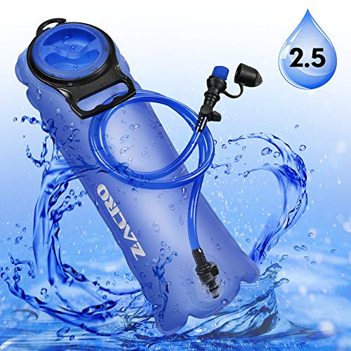 Zacro TPU Hydration Bag 2.5L,...