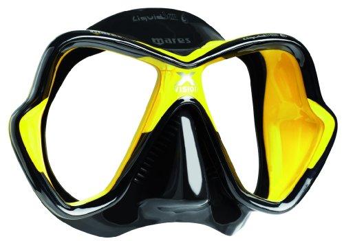Mares X-Vision LiquidSkin - Masque de...