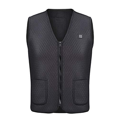 gilet thermique, rechargeable, charge usb...
