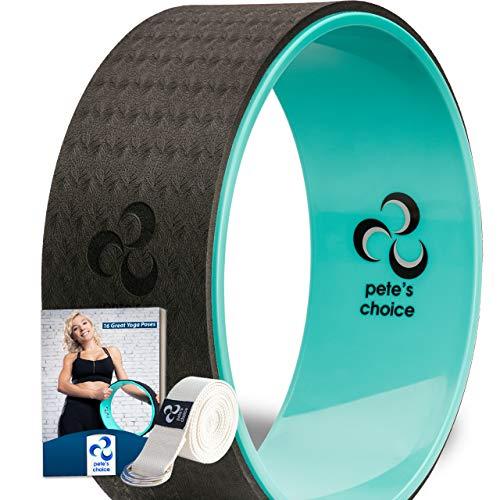Le choix de Pete Dharma Yoga Wheel -...