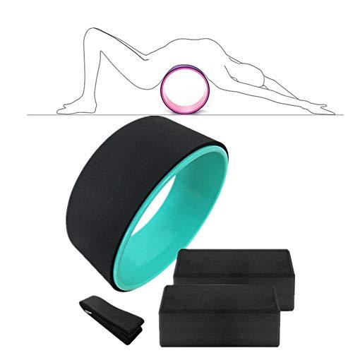 KunLS Yoga Wheel pour...