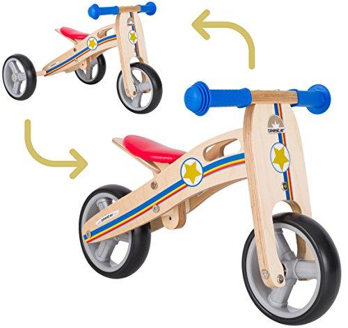 BIKESTAR 2 en 1 Vélo sans pédales...