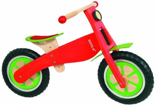 Goula - Vélo en bois sans pédales...