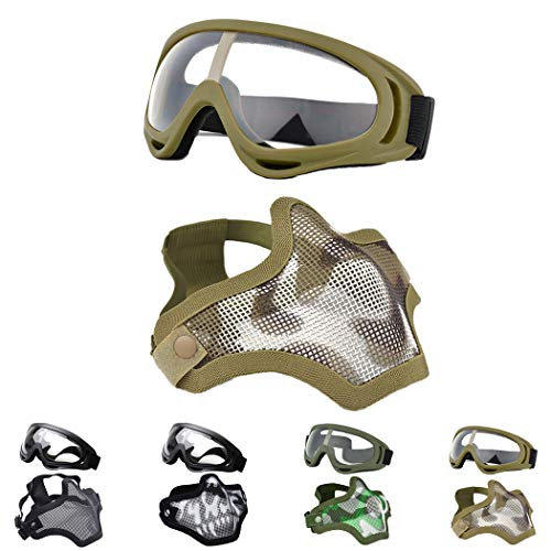 Fansport Airsoft Masks, Airsoft BBS...