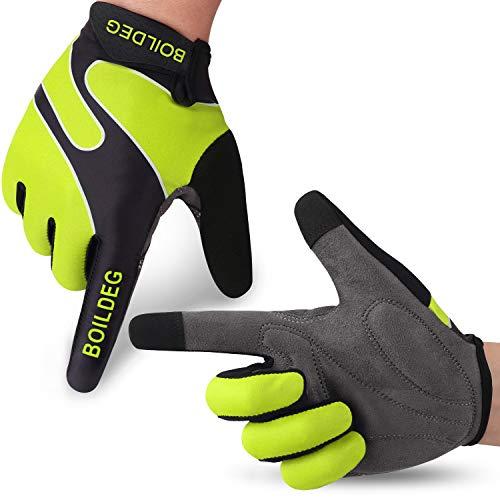 boildeg Sports Cycling Gloves...