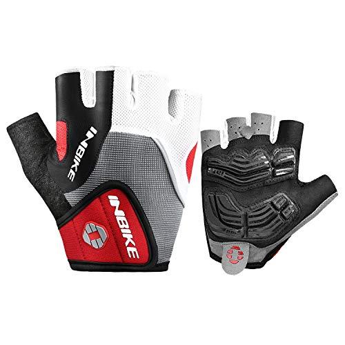 Gants de cyclisme INBIKE, gants en gel...