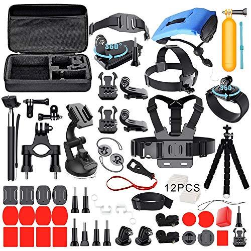 Kit d'accessoires Deyard pour GoPro Hero...
