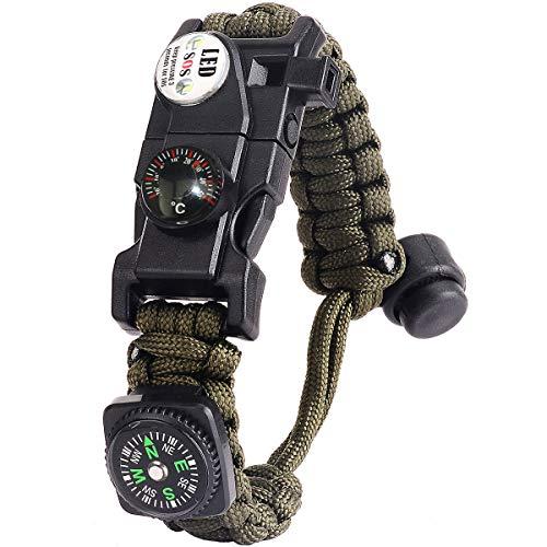 Bracelet Paracord Survival Spain,...