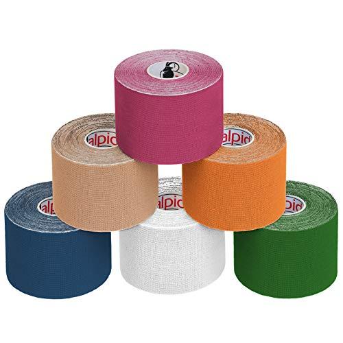 BB Sport 6 Rolls Kinesiology Tape...