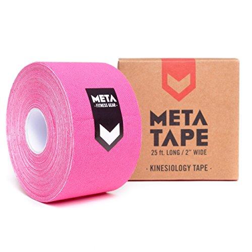 Bande kinésiologique MetaTape | 50% de plus...