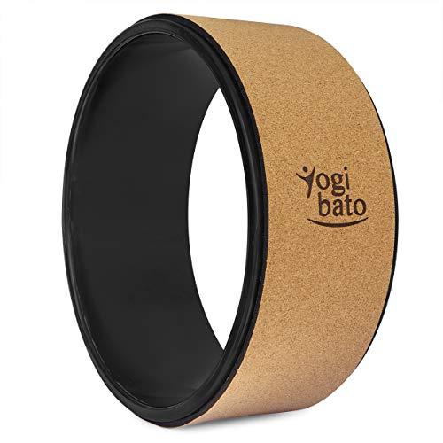 Roue de liège Yogibato pour le yoga - ...