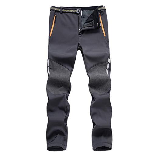 7VSTOHS Pantalon softshell pour homme...