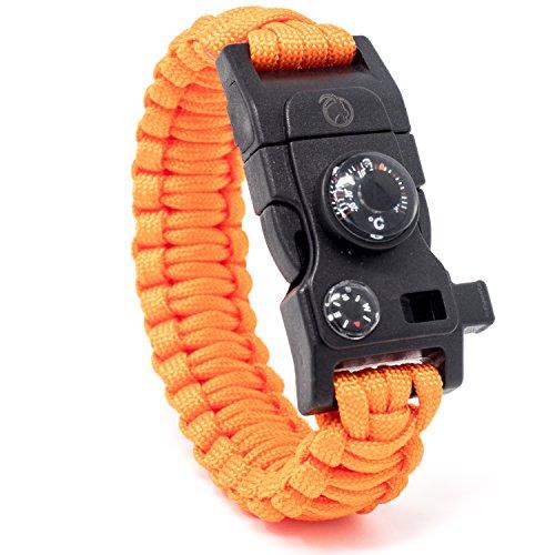 Bracelet de survie Steinbock7®...