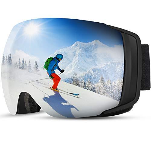(2019 Nouveau) Lunettes de ski TDW...
