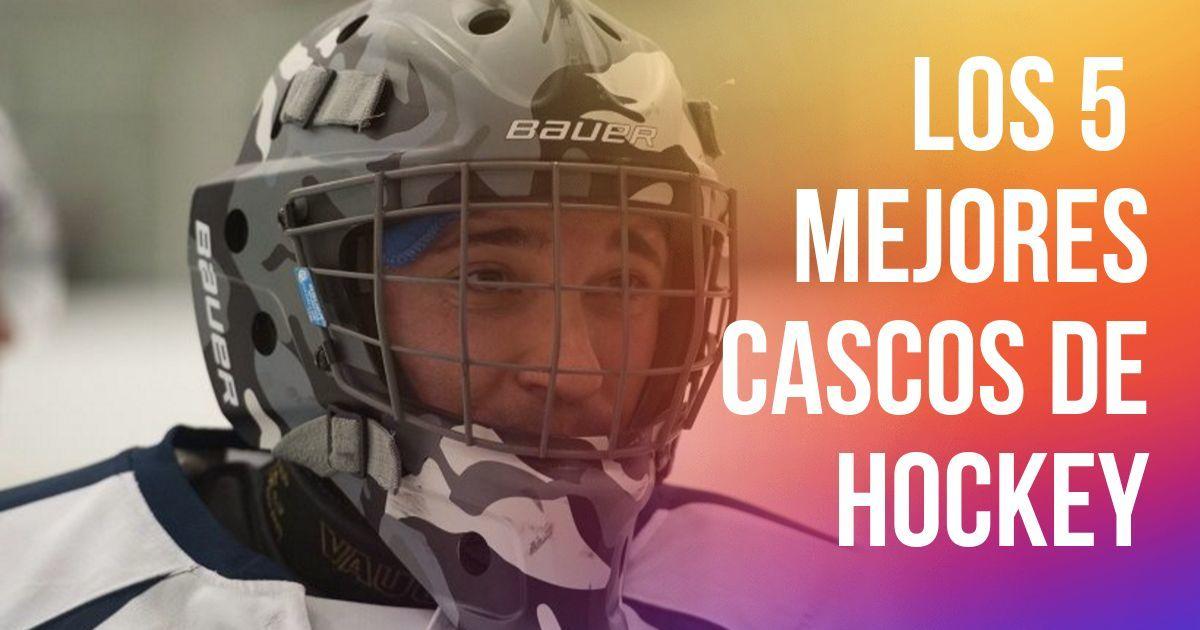 Top 5 des casques de hockey pour la protection pendant le jeu