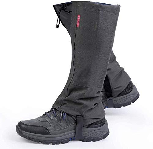 La neige protège contre la déchirure des jambes...