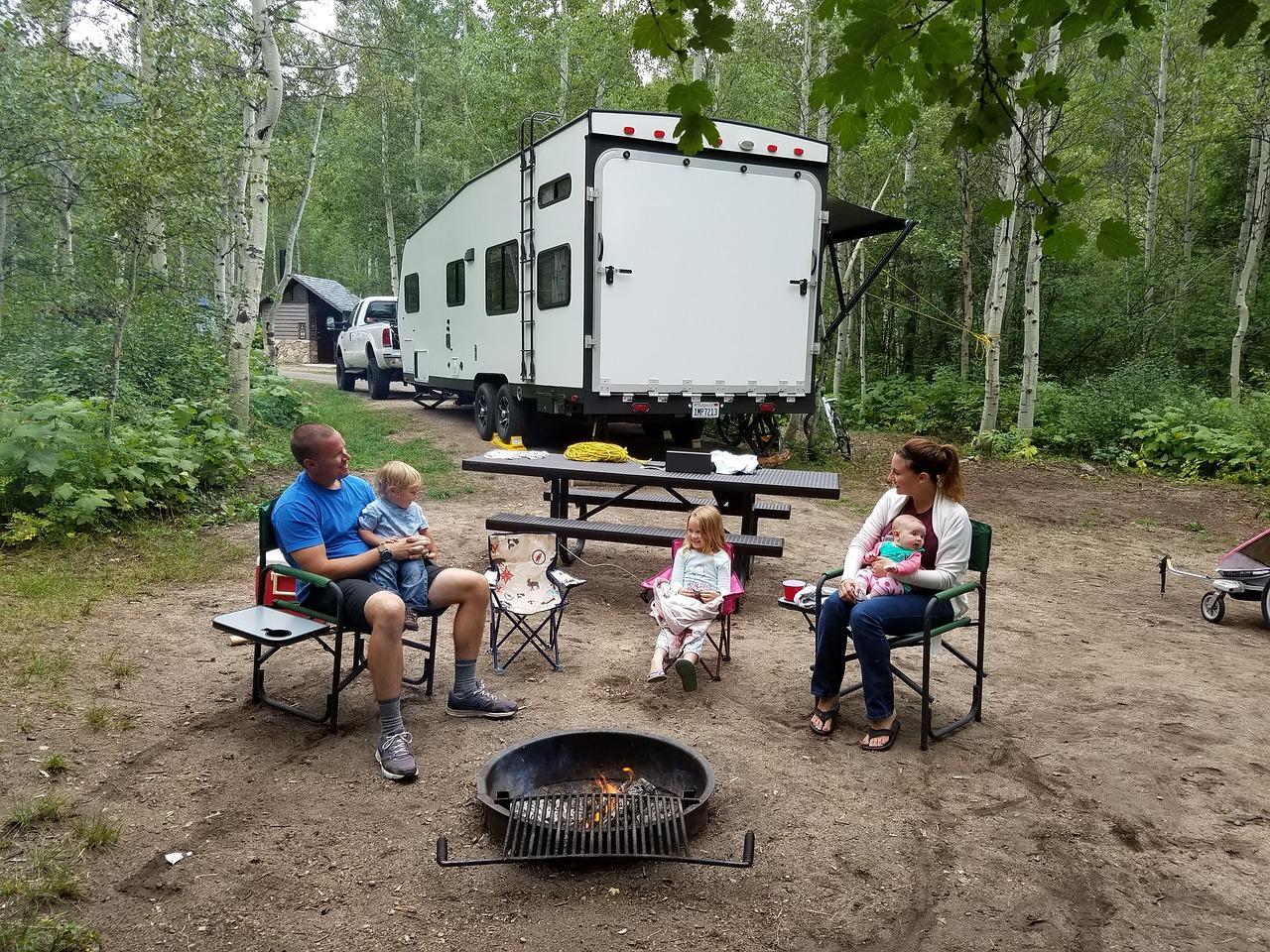 Top 12 des activités de camping en famille