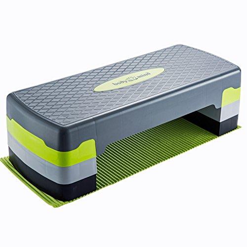 Le Step Board aérobic du corps et de l'esprit Elite...