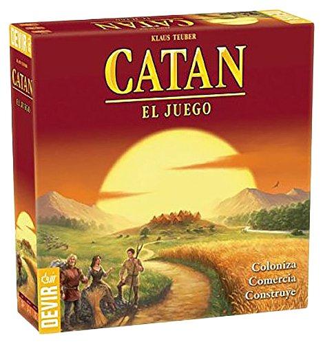 Devir - Catan, jeu de société - Langue...