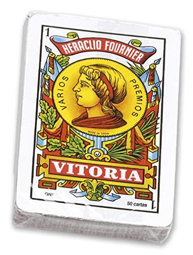 Fournier-N12 Jeu de 50 cartes espagnol...