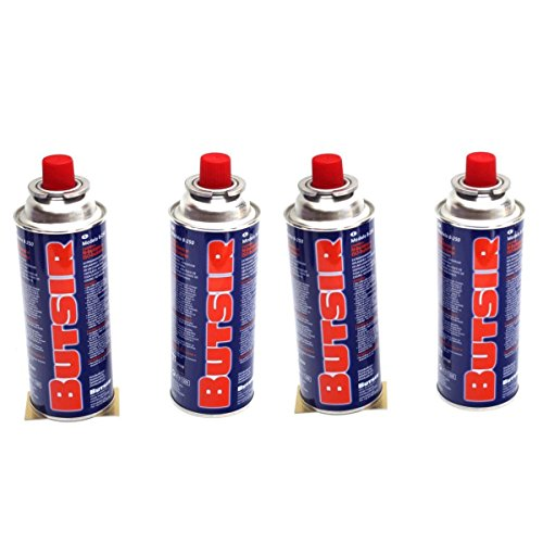 ANGOPE Gas 227Gr Pack, Multicolor, 4...