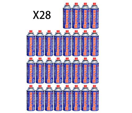 Butsir Gas 227Gr Pack, Multicolore, 28...