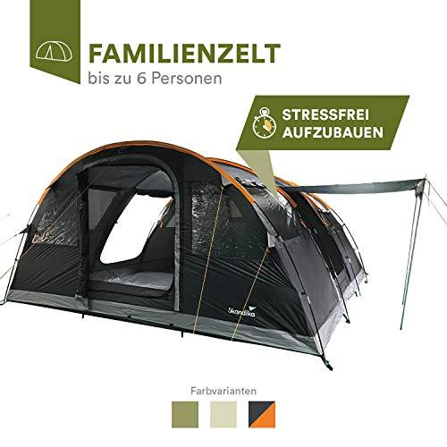 skandika Gotland 6 - Tente...