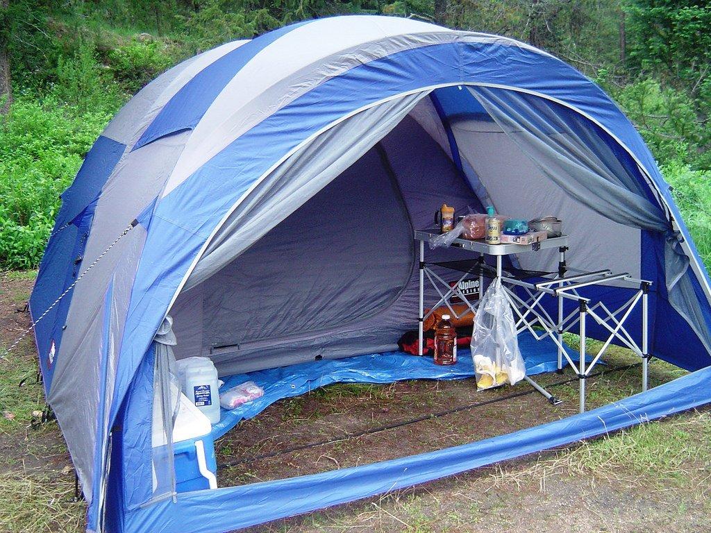 Top 7 des tentes de camping pour les vacances en famille