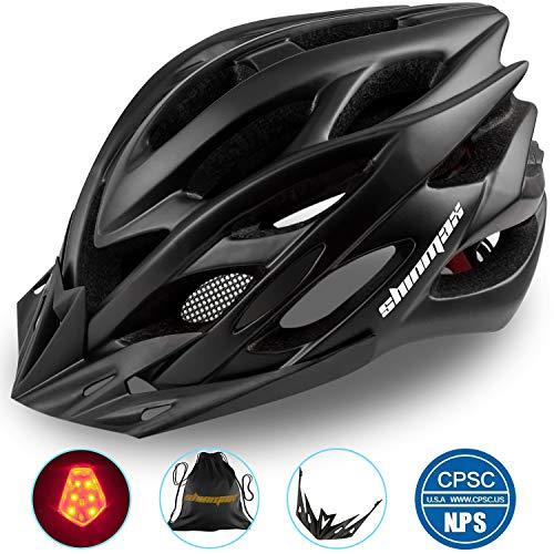 Le casque de vélo spécialisé Shinmax...