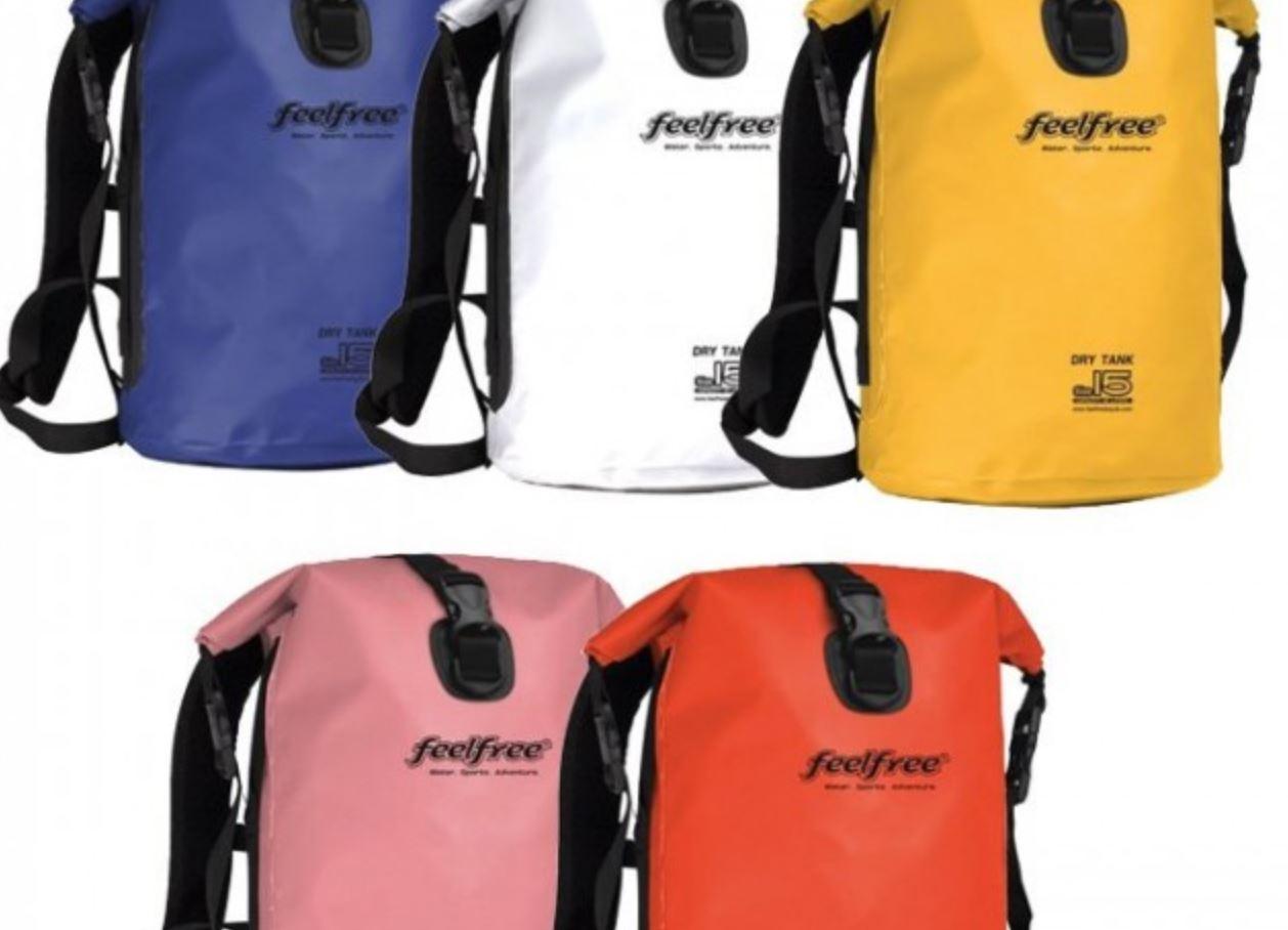 Les 5 meilleurs sacs à dos étanches dont chaque voyageur a besoin