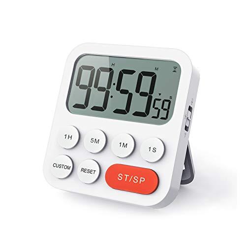 LIORQUE Digital Kitchen Timer...