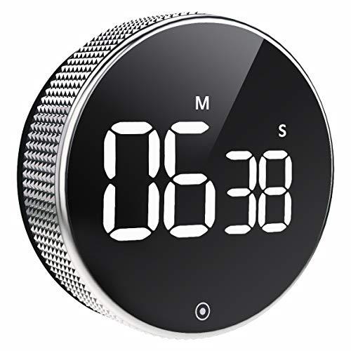 Minuterie de cuisine numérique, chronomètre...