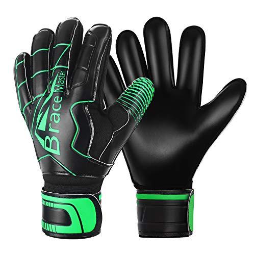 Brace Master Goalkeeper Gloves with...