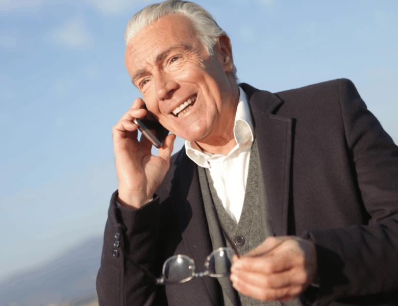 Les 5 meilleurs téléphones portables pour senior