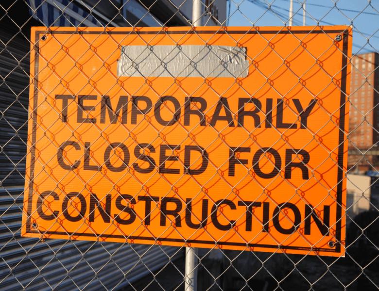 Comment bien choisir ses barrières de chantier en plastique ?